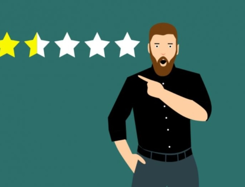 How to combat negative reviews online
